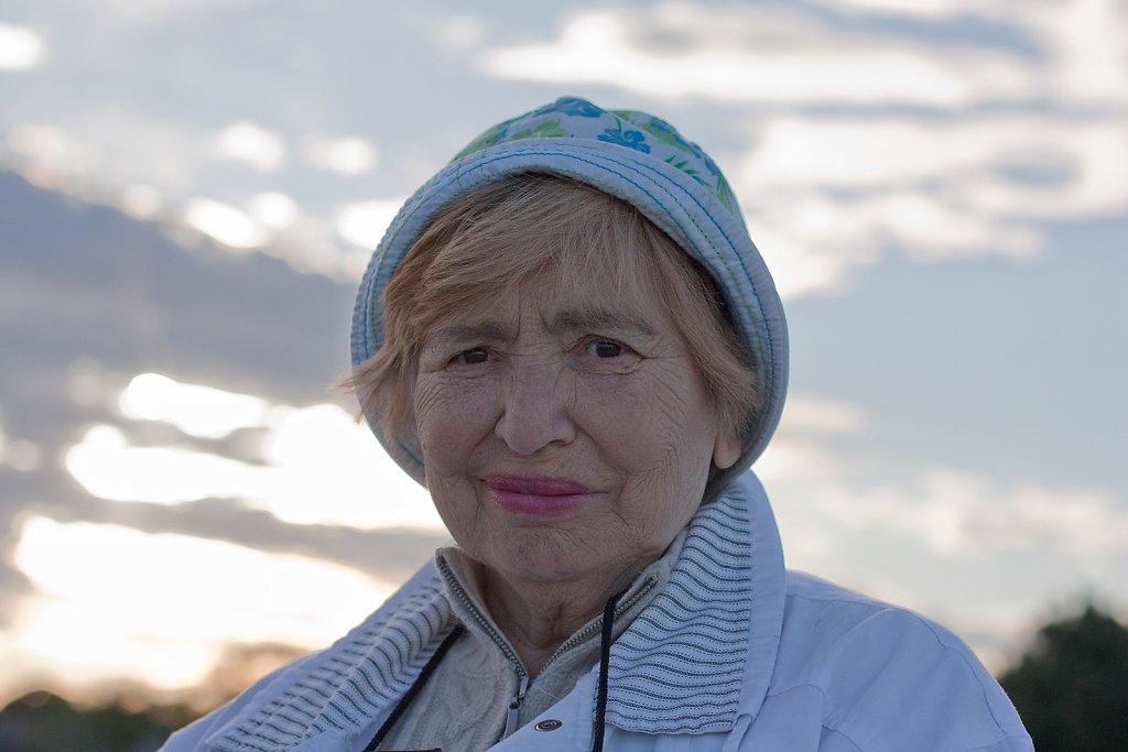 Lady from Kiev
