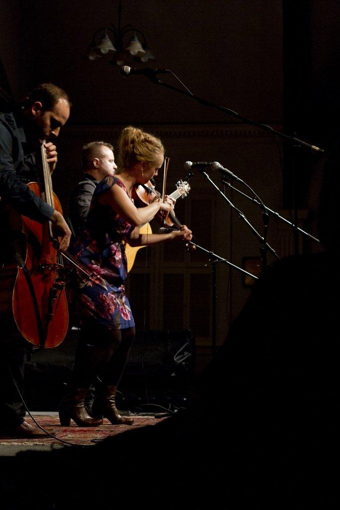 Hanneke Cassel Trio
