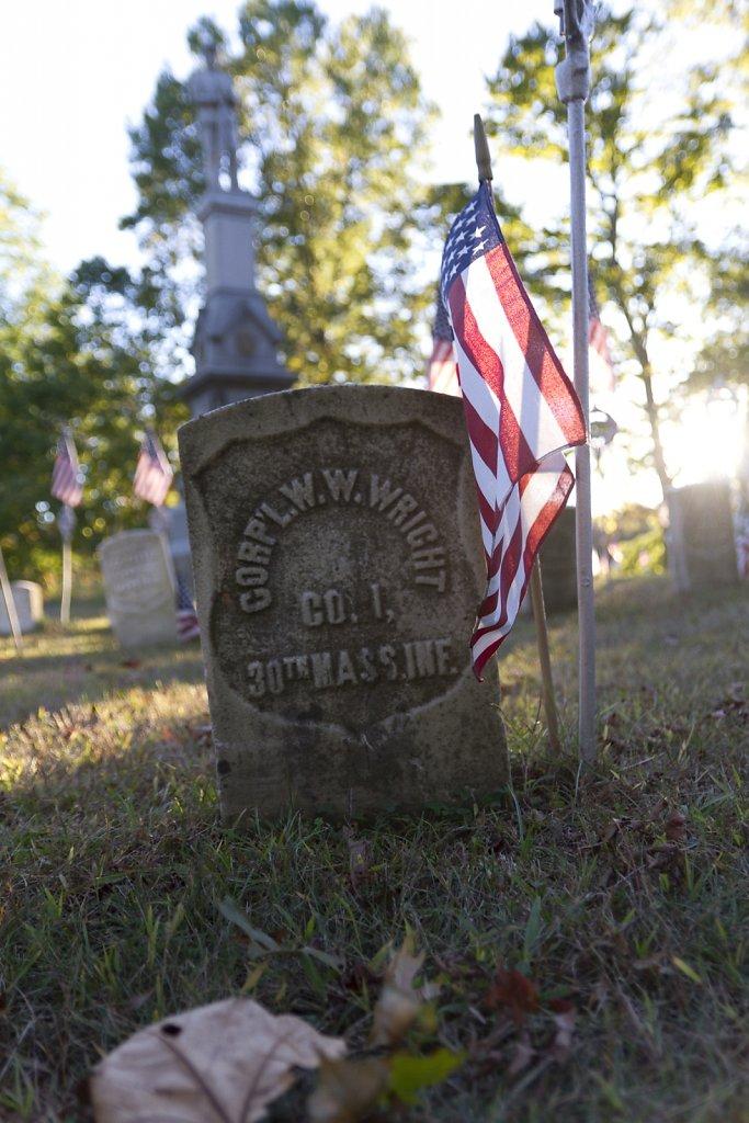 Pine Grove Cemetery 2015