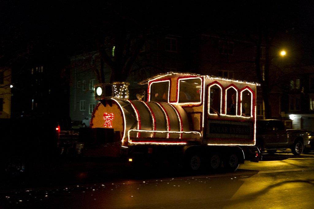 Lynn Christmas Parade 2015
