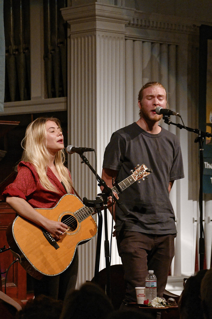 Hayley Reardon & Ben Higginbotham
