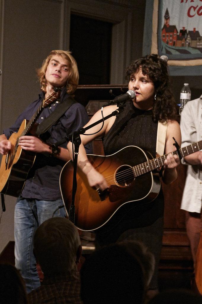 Quentin Callewaert & Rachel Sumner